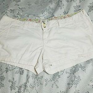 Vintage American Eagle Flat Front Shorts sz 14
